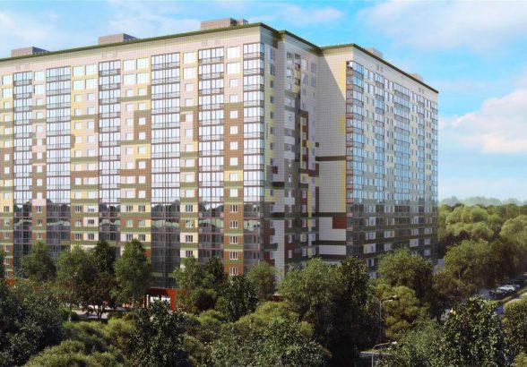 Новый жилой комплекс в районе Красногорска