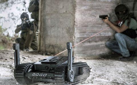 Эти боевые роботы меняют представления о современной военной технике