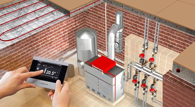 Какое недорогое и эффективное отопление?