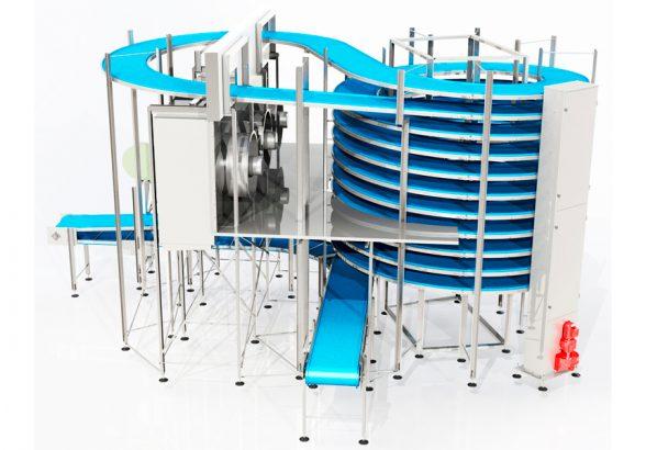 Промышленное холодильное оборудование: особенности, возможности, возможности исполнения под заказ