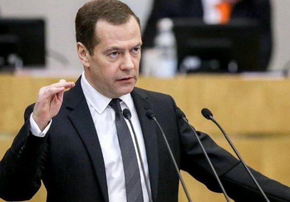 Медведев прокомментировал позицию Украины по минским соглашениям