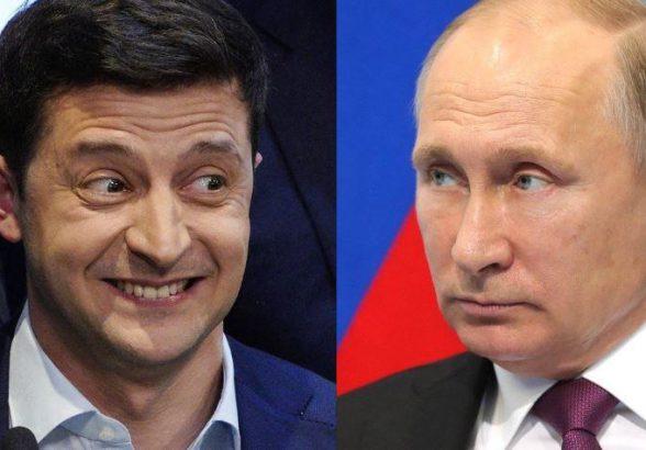Путин порекомендовал Зеленскому, как решить проблему с Донбассом