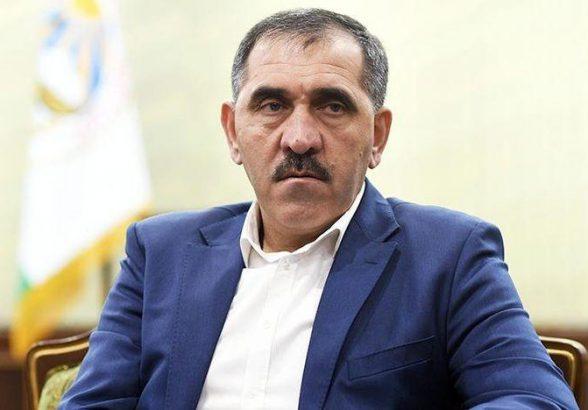 Глава Ингушетии ушел в отставку