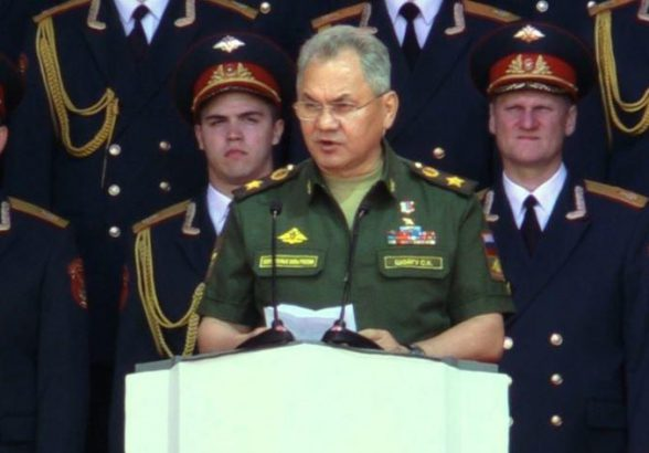 Шойгу озвучил главную цель Запада в противостоянии с РФ
