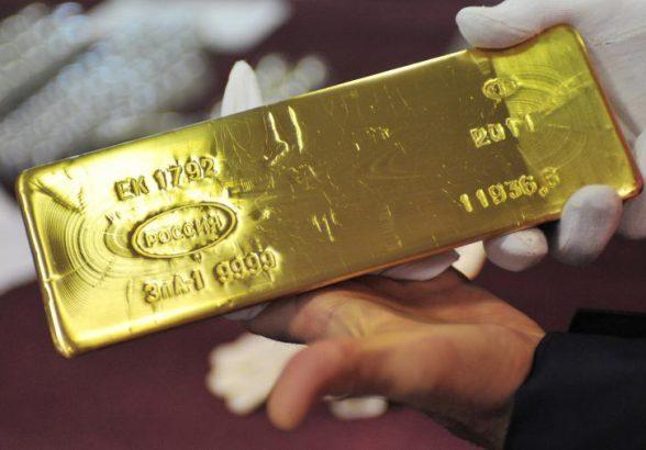 Золотое отсечение: НДС на благородный металл собираются отменить