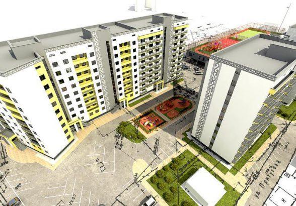 Современное жилье в столице