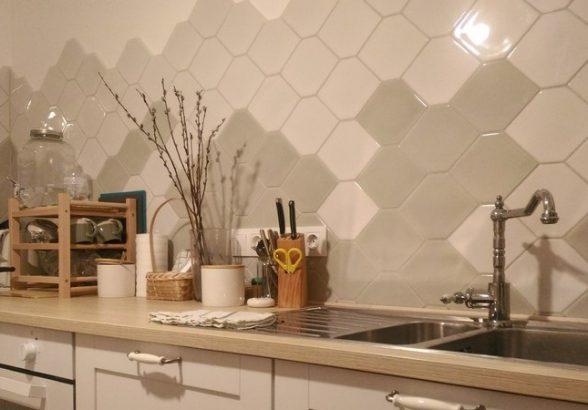 Плитка на фартук для кухни керама марацци: особенности, преимущества, где заказать в Украине?