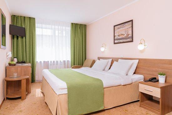 Комфортная гостиница для командировки в Санкт-Петербург