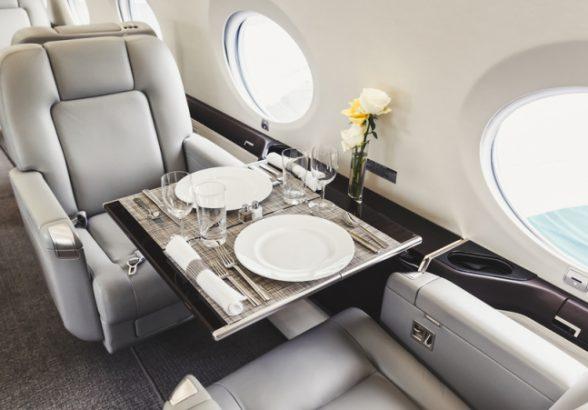 Удобства бизнес-авиации