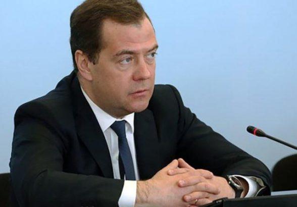 Медведев предложил 2 способа сохранить транзит газа через Украину