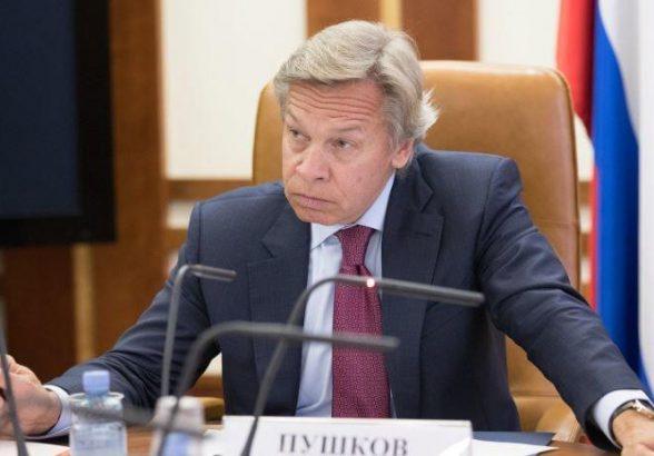 Пушков рассказал, для чего нужна «страшилка» с обвинениями РФ по выборам в США