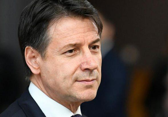 Итальянский премьер описал в Facebook свои переговоры с Путиным