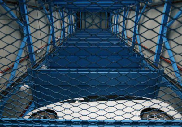 В России решили строить парковки-пазлы