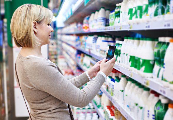 Качество сыра, йогурта и сливок проверит смартфон
