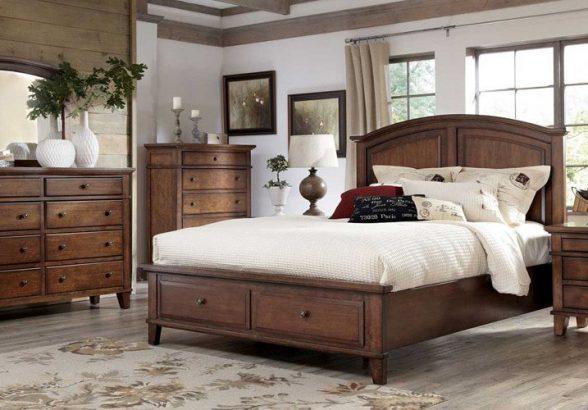 Мебель из массива от производителя для спальни