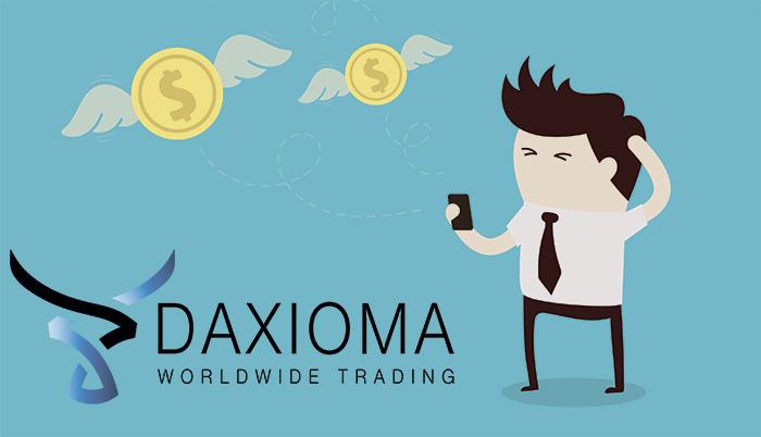 Брокер Daxioma: отзывы победителей конкурса или кто стал счастливым обладателем техники Apple