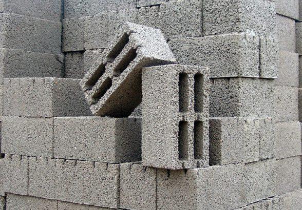 Применение керамзитных блоков