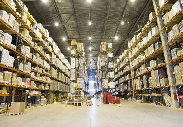 Хранение товаров на складе: ответственное хранение