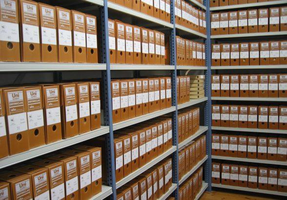 Быстрое и качественное архивирование и хранение документации от компании REISSWOLF
