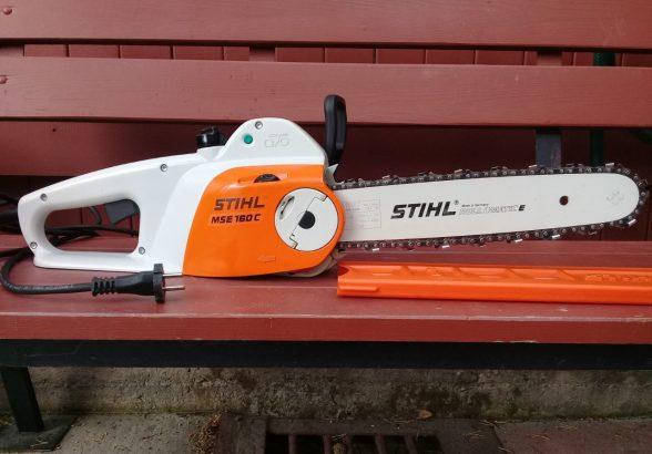 Почему стоит приобрести электропилу Stihl?
