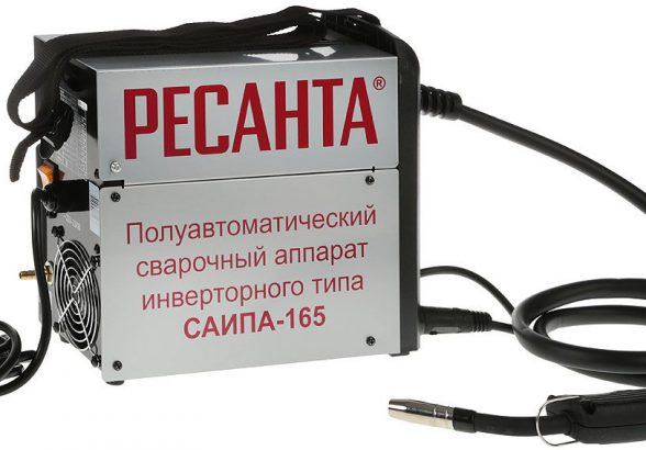 Сварочные аппараты аргонодугового типа Ресанта: особенности и преимущества оборудования