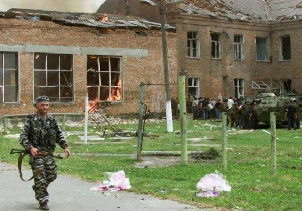 Теракт в школе Беслана в 2004 году может иметь британский след