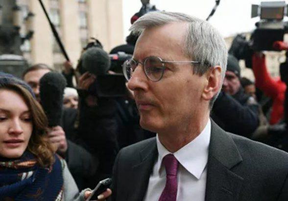 Британский посол сказал, что ему жаль уезжать из РФ