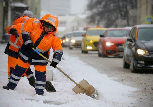 В России предложили новый метод борьбы со снегом на дорогах