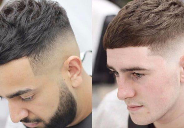 Мужская стрижка Кроп: парикмахерский минимализм или достижение современного искусства?