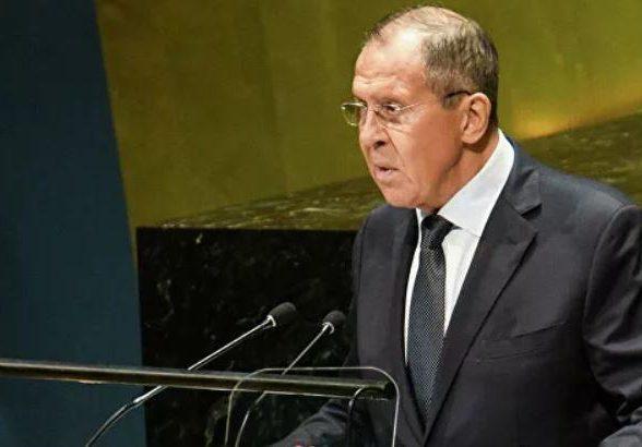 Захарова сообщила, почему Лавров полетел в ООН на фоне визового скандала