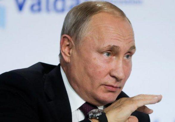 Путин поведал о крайних формах внутриполитической борьбы в США