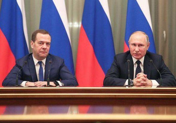 Путин повысил зарплату президента и премьера России