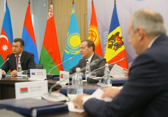 Евразийский союз расширил географию сотрудничества