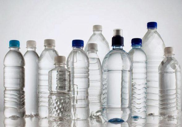 Магазин пластиковых бутылок