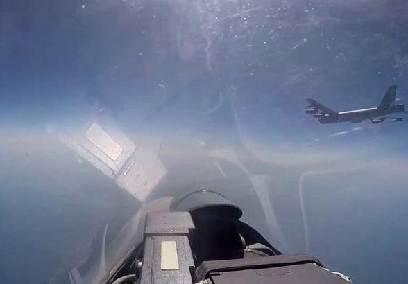 Российские самолеты 12 раз за неделю выполнили перехват у границ РФ