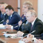 Путин рассказал о спасении российской экономики от рецессии