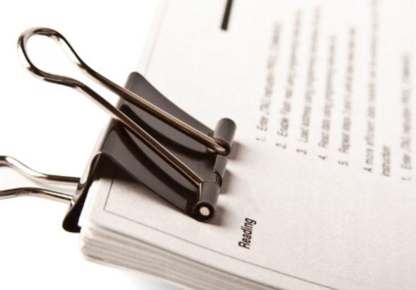 Порядок оформления расчетного счета