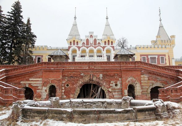 Зимний уик-энд в Рязани