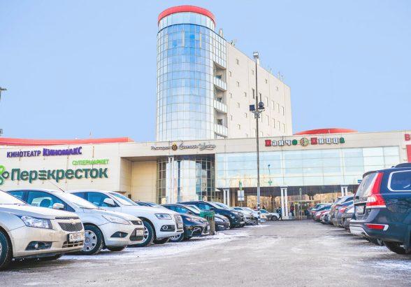 Торговый центр Дмитровка