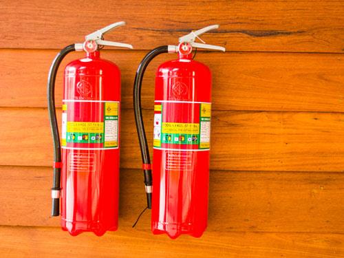 Пожаробезопасность деревянного дома