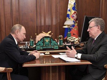 Кудрин: решение Путина десять лет назад спасло российскую экономику