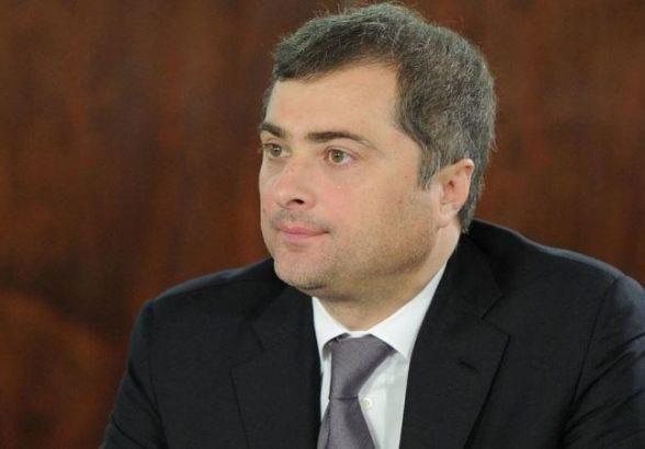Сурков считает «фантазиями» заявление Авакова о саммите в Париже