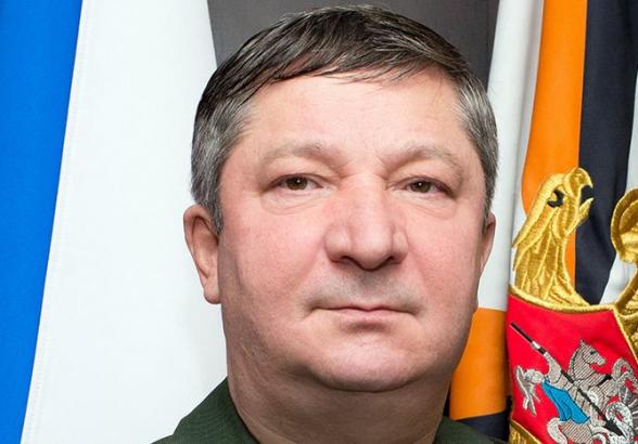 Суд арестовал имущество замглавы Генштаба Вооруженных Сил Арсланова