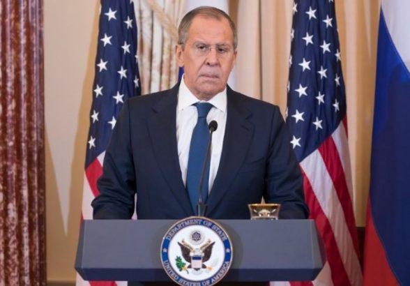 Лавров сообщил, что РФ не стремится к конфронтации с США