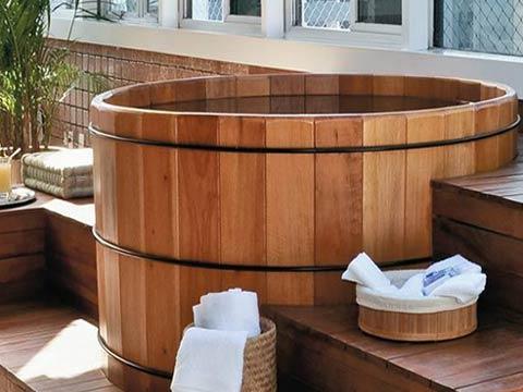 Японская баня: особенности