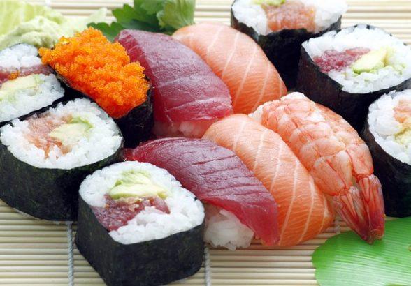 Лучшие суши рестораны в Токио