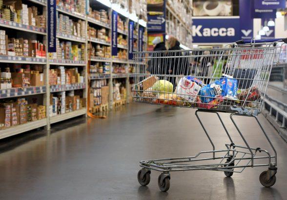 Определена динамика цен на продукты в каждом квартале 2020 года