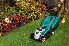 Преимущества газонокосилок фирмы Bosch