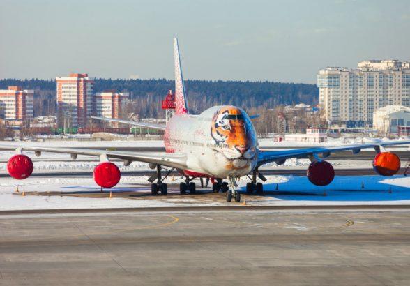 Россия приостановила чартерное авиасообщение с КНР