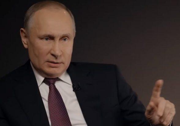Путин объяснил, как РФ исключает у других стран даже намерение воевать с ней